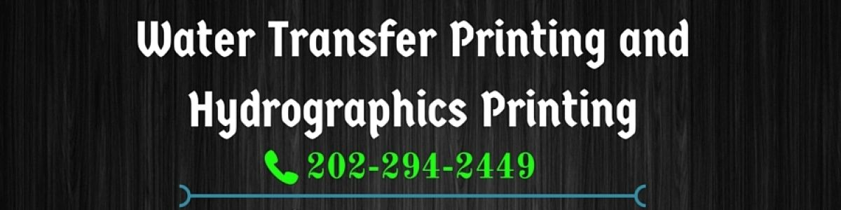 Headline for Water Transfer Printing