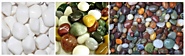 Quartz Pebbles Exporters, Suppliers in India | Glassy Quartz Exporters, Suppliers in India