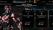 Sektor Triborg Challenge | Who Do You Need For Challenge? - MKX