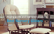 Best nursery gliders: Buying guide and top rated products - Baby Heed