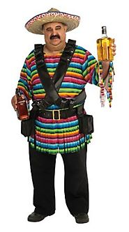 Tequilla Sunrise Costume