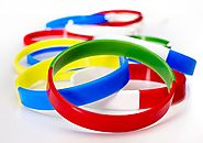 How To Design And Buy Customized Wristbands Online?