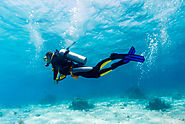 Scuba Diving and Island Hopping