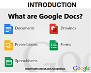 20 Powerful Google Docs Uses