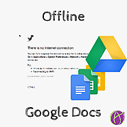 Google Docs: Turn On Offline Access - Teacher Tech
