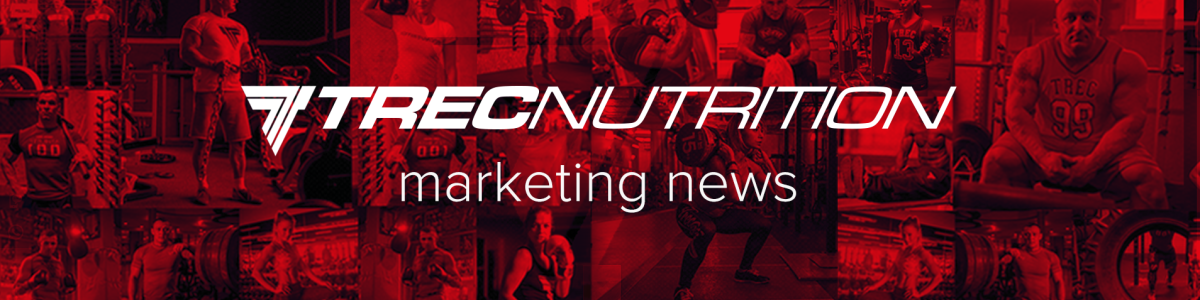 Headline for Trec Nutrition Marketing News August 15th - 21st, 2016