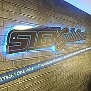 Sign company Southern California