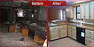 Smoke and Fire Damage Restoration