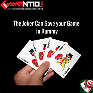 The Joker can save your game in Rummy