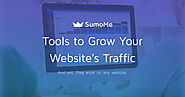 SumoMe, free tools to grow your website traffic.