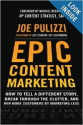 Epic Content Marketing: available now | Kranz Communications | B2B Content and Copywriting