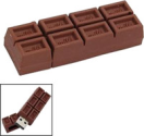 Microware Chocolate Shape 16 GB Pen Drive