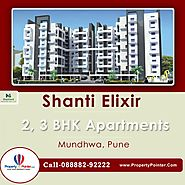 THE EXCELLENT HOTTEST RESIDENTIAL PROJECT IN PUNE – SHANTI ELIXIR BY DIVYANAND PROPERTIES LLP