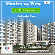 Amazing Flats at Mantra 24 West Gahunje Pune