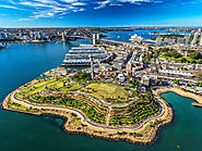 Have a Picnic at Barangaroo Reserve