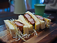 Take on the Monster Katsu Sandwich