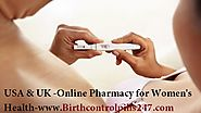 Website at http://imgfave.com/birthcontrolpills247
