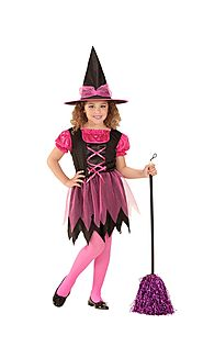 "1524 - ""FLICKER WITCH"" (dress, hat)"