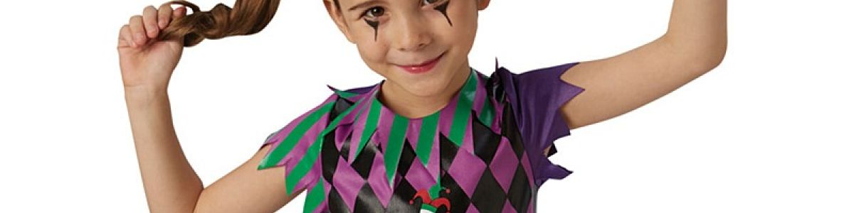 Headline for Girls Halloween Dress-up Ideas
