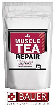 Muscle Tea Repair Review - Tea Reviews - Tea For Beauty