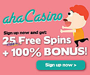 online casino with free bonus - Sign up now