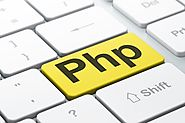 Web Application development with the help of PHP Services