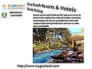 Stay Near Beaches in Goa for Vacation
