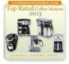 Best Rated Coffee Makers 2013