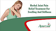 Herbal Joint Pain Relief Treatment For Swelling And Stiffness