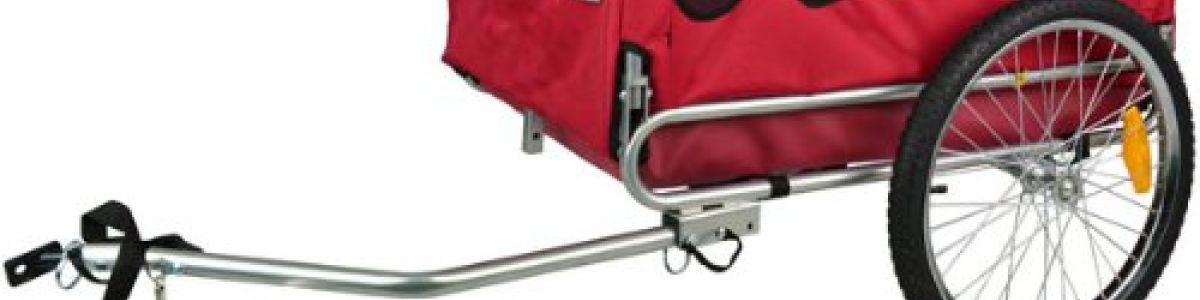 Headline for Best Convertible Bike Trailers for Small Dogs Reviews