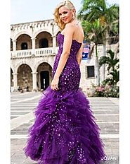 Beautiful Jovani Prom Dresses at Flares bridal + formal