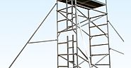 Erect Mobile Scaffolding