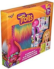 Trolls Art Journaling Set