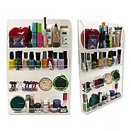 4 Layers 36 Bottles Wall-MountedNailpolish Display