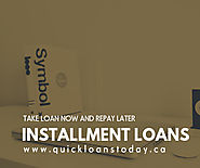 With Same Day Installment Loans Get a Loan Today and Repay Later