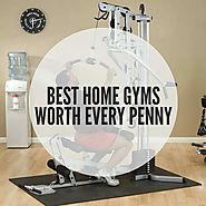 The 10 Best Rated Home Gyms in 2016