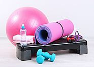 My Must-Have At Home Gym Equipment