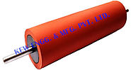 Rubber Roller, Industrial Rubber Rollers, Manufacturer