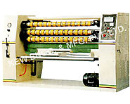Tape Slitter Rewinder Machines, Slitting Rewinding Machine