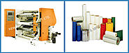 Automatic Slitting Rewinding Machine Manufacturer, Rubber Roller