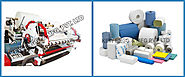 Heavy Duty Paper Slitting Rewinding Machine Manufacturer, Industrial Roller