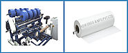 Filter Paper Slitter Rewinder Machine Manufacturer, Slitting Rewinding Machine