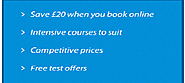 Intensive Driving Courses throughout UK & Scotland