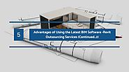 Revit Outsourcing Services: 5 Advantages Of Using The Latest BIM Software (Continued..2) - CAD Outsourcing & BIM ...