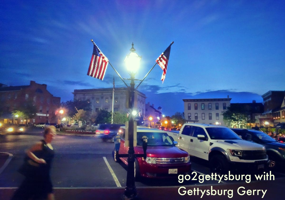 Headline for Top Things to Do in Gettysburg Pa