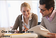One Hour Long Term Loans – Help You To Solve All Financial Difficulty Quickly