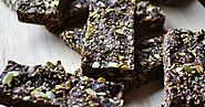 Raw Superfood and Seed Energy Bars