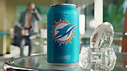 Ad of the Day: Bud Light Is Ready for Some Football With a Flashy Ad for Its NFL Cans