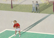 Your Child's Mind in tennis