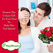 Get Super Quality Anniversary Flowers to Send Online From Way2flowers